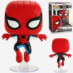 Marvel - First Appearance Spiderman Deadpool, Naruto, Warrior Quotes, Funko Pop Marvel, Toy Collector, Amazing Spiderman, Batman, Funko Pop Vinyl, Bobble Head