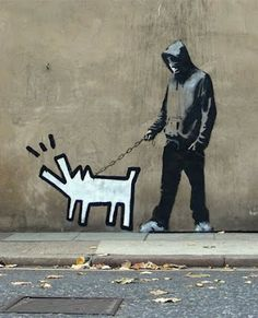 Graffiti in the classroom | Dali's Moustache