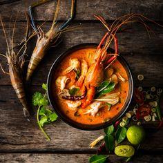 Thai food (Thank you : tabletopphotographer.com)