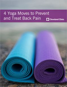 Use these daily #yoga moves to prevent and treat back pain. #pain #backpain
