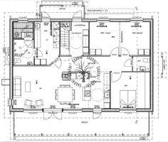 Saarni³: Pohjakuva Floor Plans, Diagram