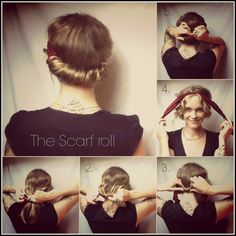 1940s hairstyles scarf - Best Hairstyles with Scarf Headbands – Hairstyles Site
