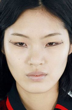 Chiharu Okunugi at Preen Fall 2013...