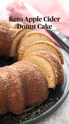 Low Carb Sweets, Low Carb Desserts, Low Carb Recipes, Lchf, Sugar Free Desserts, Dessert Recipes, Paleo, Ketogenic Desserts, Keto Cake