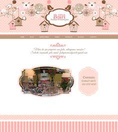 Mais um Blog site Entregue: Baah Festa Provençal - Cantinho do blog Layouts e Templates para Blogger