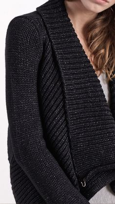 Shawl Cardigan by Helmut Lang