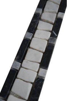 Fabulous De 16 beste afbeelding van Mozaiek tegelstrips mix materialen GO48