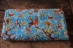 https://www.bochica.com.au/collections/bedspreads/products/bohemian-bird-kantha-quilt-cotton-bedspread-throw