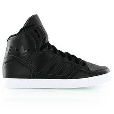 adidas EXTABALL W schwarz/schwarz/weiß