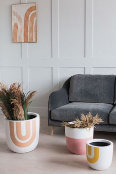 Buy contemporary & vintage furniture and homeware from Rose & Grey. Inspiring homewares and gifts from the UK's home accessories boutique store. Living Room Designs, Living Spaces, Living Rooms, Grey Velvet Sofa, Bohemian Kitchen, Elegant Living Room, Kitchen Dinning, Uk Homes, Plant Pots
