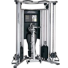 The G7 Home Gym features dual-adjustable pulleys that offer nearly limitless home exercise variety and customization. Cable Motion strength training helps you b