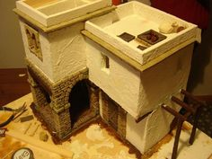 it forum topic. Christmas Nativity, Plastic, Minecraft, Diy And Crafts, Decorative Boxes, Navidad Ideas, Miniatures, Middle East, Portal