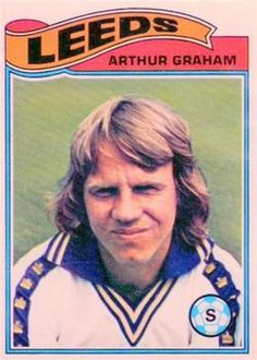 Football Cards, Baseball Cards, Laws Of The Game, Classic Football Shirts, Association Football, Most Popular Sports, Leeds United, Trading Card Database, Premier League