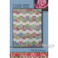 RoseCards - Cloud Nine Pattern - Villa Rosa Designs