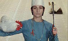 A still from Paradjanov's 1969 film The Colour of Pomegranates. Photograph:  BFI