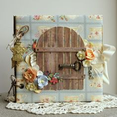 Make it Home Mini Albums, Mini Scrapbook Albums, Scrapbook Paper, Altered Books, Altered Art, Fabric Journals, Handmade Notebook, Album Book, Album Photo