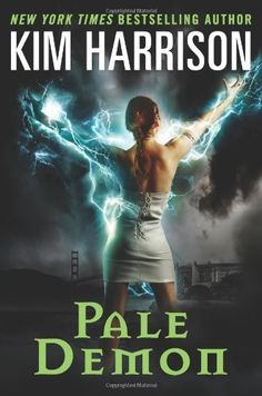 Pale Demon (The Hollows, Book 9) by Kim Harrison, http://www.amazon.com/dp/B005SMVC0W/ref=cm_sw_r_pi_dp_2y2Rrb03DTXVZ