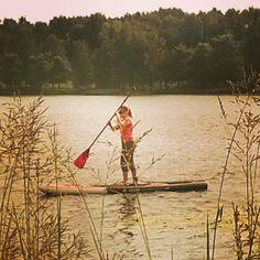 SUP  #southbeachwake #Hämeenlinna