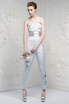 Alexander McQueen Resort 2013 Collection Slideshow on Style.com