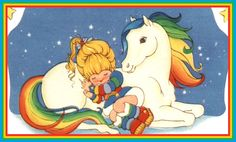 rainbow brite characters - Google Search