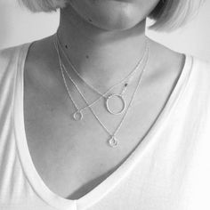 Esme Louise, The Midi Circlet Necklace