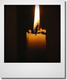 Concentrate on a candle:  visualize the flame at the point between the eyebrows, the ajna chakra, when you close your eyes.....