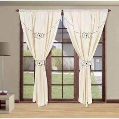 cortinas rusticas listas para barral