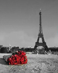 Love to Paris.