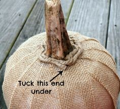 This Plastic Pumpkin Bucket Makeover is a great dollar store craft that'll let you move your decor from Halloween to Fall in a snap! Burlap Pumpkins, Fabric Pumpkins, Pumpkin Crafts, Fall Crafts, Pumpkin Ideas, Diy Crafts, Fall Harvest Decorations, Holiday Decorations, Holiday Ideas