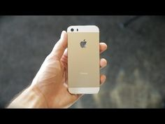 New Gold iPhone 5S Sneak Peek (vs iPhone 5 Teardown)