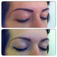 #MICROBLADING #Tatouazfridion #Trixatrixa #Tattoofridia #Eyebrows #Eyebrowtattoo