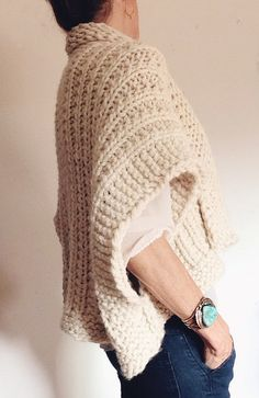 Instructions to make: the Montreal PDF Knitting Pattern ONLY