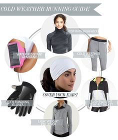 . cold weather running guide .
