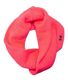 Loving this Neo Pulse Harbor East Infinity Scarf on #zulily! #zulilyfinds