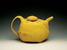 delores fortuna teapot #yellow