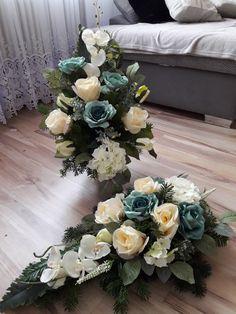 Funeral Flower Arrangements, Funeral Flowers, Floral Arrangements, Wedding Flowers, Funeral Sprays, Cemetery Flowers, Black Flowers, Ikebana, Flower Decorations