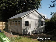 A Phoenix Premium Workshop in Grayswood by Phoenix Timber Buildings, via Flickr