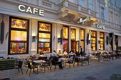 viena coffee houses at DuckDuckGo Places Around The World, Around The Worlds, Austria Travel, Vienna Austria, Dream Vacations, Architecture Details, Cool Places To Visit, Luxury Travel, Beautiful Places