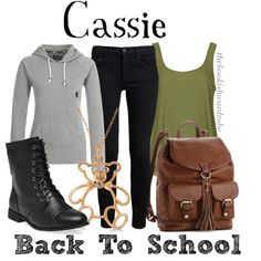 Back-to-School: Cassie Sullivan from The 5th Wave