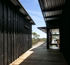 Image 4 of 17 from gallery of Pacific House / Casey Brown Architecture. Courtesy of Casey Brown Architecture Residential Architecture, Contemporary Architecture, Wood Architecture, Pacific Homes, Timber Cladding, External Cladding, Ground Floor Plan, Australian Homes, Beautiful Homes