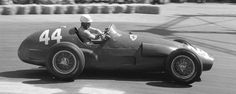 Maurice Trintignant on his way to victory at the 1955 Monaco Grand Prix | Formula 1 photos | ESPN F1