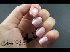 Rose quartz nails with nail polish Rose Quartz Nails, Print Tattoos, Nail Polish, Youtube, Nail Polishes, Polish, Youtubers, Manicure, Youtube Movies