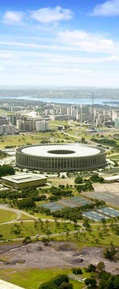 New Arena Mané Garrincha ~ Brasilia - Brazil