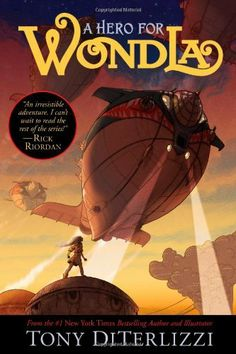 Loved the first book. Can't wait for this to come out. A Hero for WondLa (Search for Wondla) by Tony DiTerlizzi, http://www.amazon.com/dp/1416983120/ref=cm_sw_r_pi_dp_.TfPpb1G0EF6T