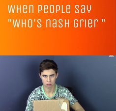 •••IMPORTANT••• Nash has just posted a video on his YouTube channel about the MagCon thing and it ending. He explains everything that's going on and it's very informational. PLEASE GO WATCH IF YOU HAVE NOT YET