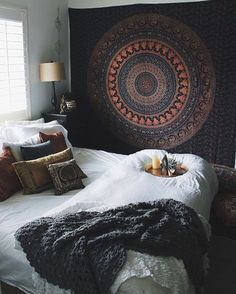 How I want my pillows and throw blankets