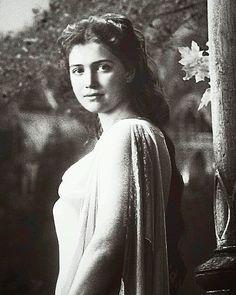 Beautiful the Grand Duchess of Russia Maria #otma #otmasisters #mariaromanova…