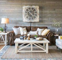 33 Awesome Modern Farmhouse Living Room Decor Ideas