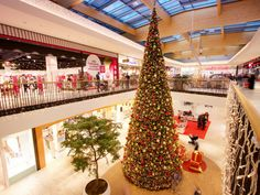 In order to thrive in the future, shopping centers need to offer more experiences to visitors. Experience lighting is one way to create a unique atmosphere and deliver an experience that visitors crave. Light Decorations, Table Decorations, Christmas Trees, Future, Lighting, Create, Unique, Inspiration, Shopping