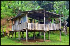 This is the Red Frog Schoolhouse on Bastimentos, in Bocas del Toro, Panama. 'Pack for a Purpose' is a nonprofit that's helping to improve the facility. Details here: http://panama.escapeartist.com/pack-for-a-purpose/